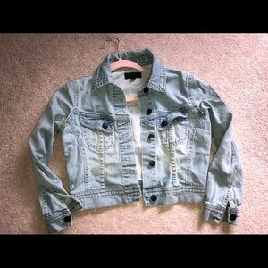 Jackets & Blazers - short denim jacket